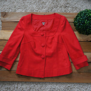 Halogen Adorable Structured Jacket